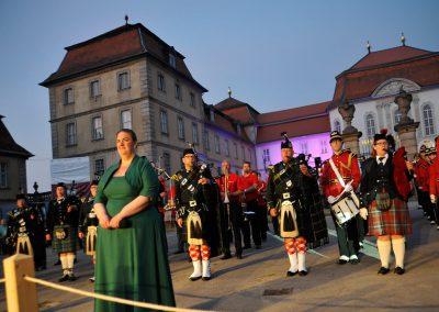 Gordons on Parade 2015 Finale mit Ute Krönung