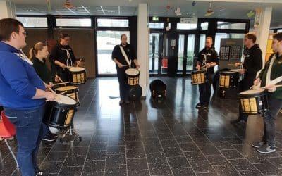 Großer Drummer-Workshop